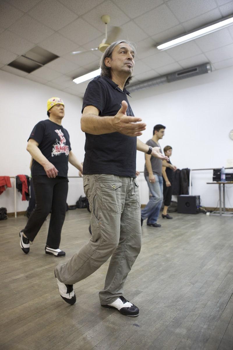 Claquettes Studio Harmonic Studio Et école De Danse à Paris Bastille